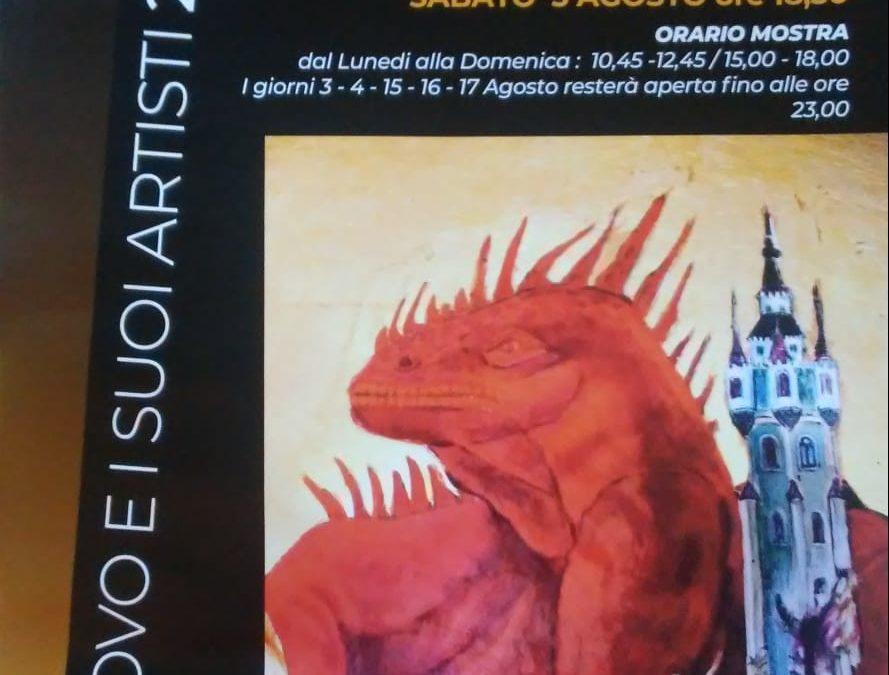 """Mostra """"Visioni Gotiche"""" di Piero Colombani"""