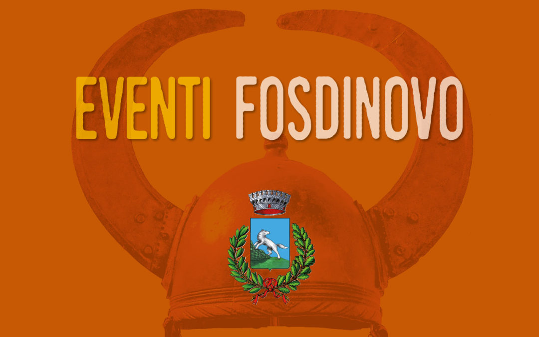 Eventi Fosdinovo Settembre 2019