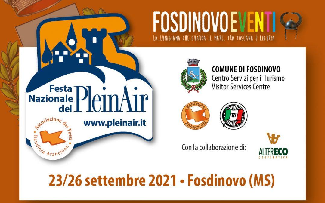 Festa Nazionale del Plein Air a Fosdinovo